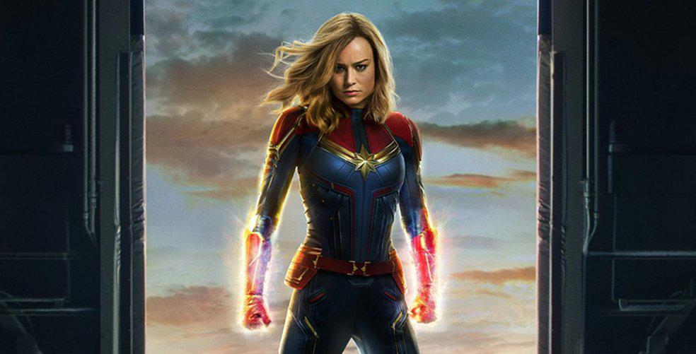5 reasons to be hyped for Captain Marvel