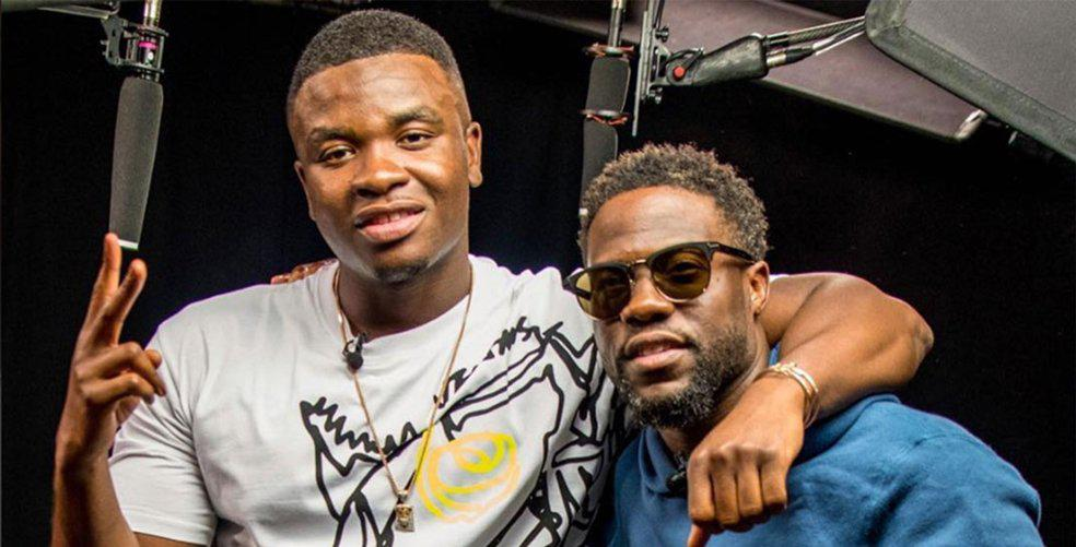 Michael Dapaah and Kevin Hart: UK vs. US slag