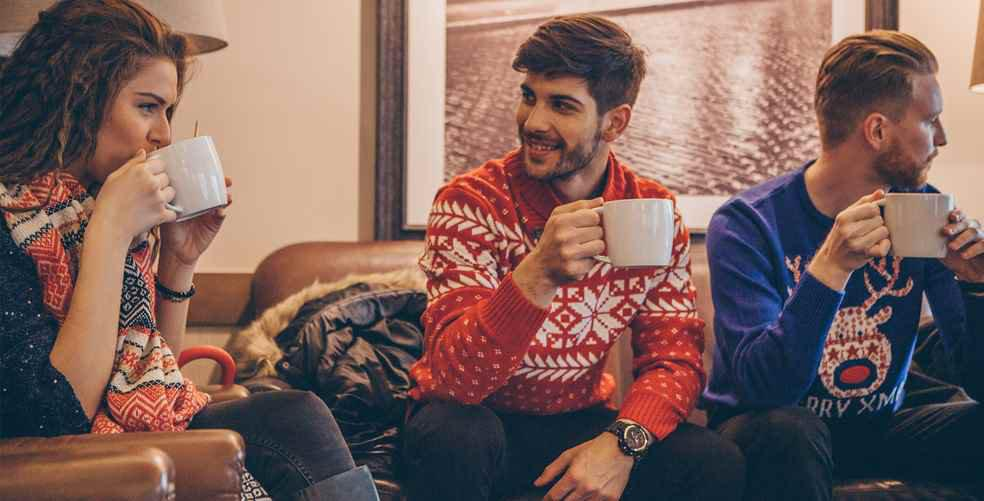 Ugly Christmas sweaters you should buy etc etc etc