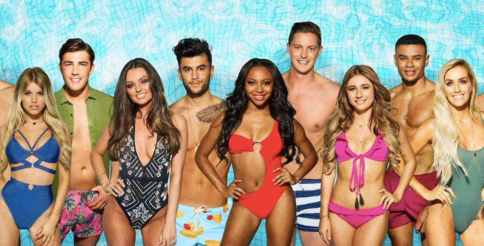 10 reactions to Love Island episode 1