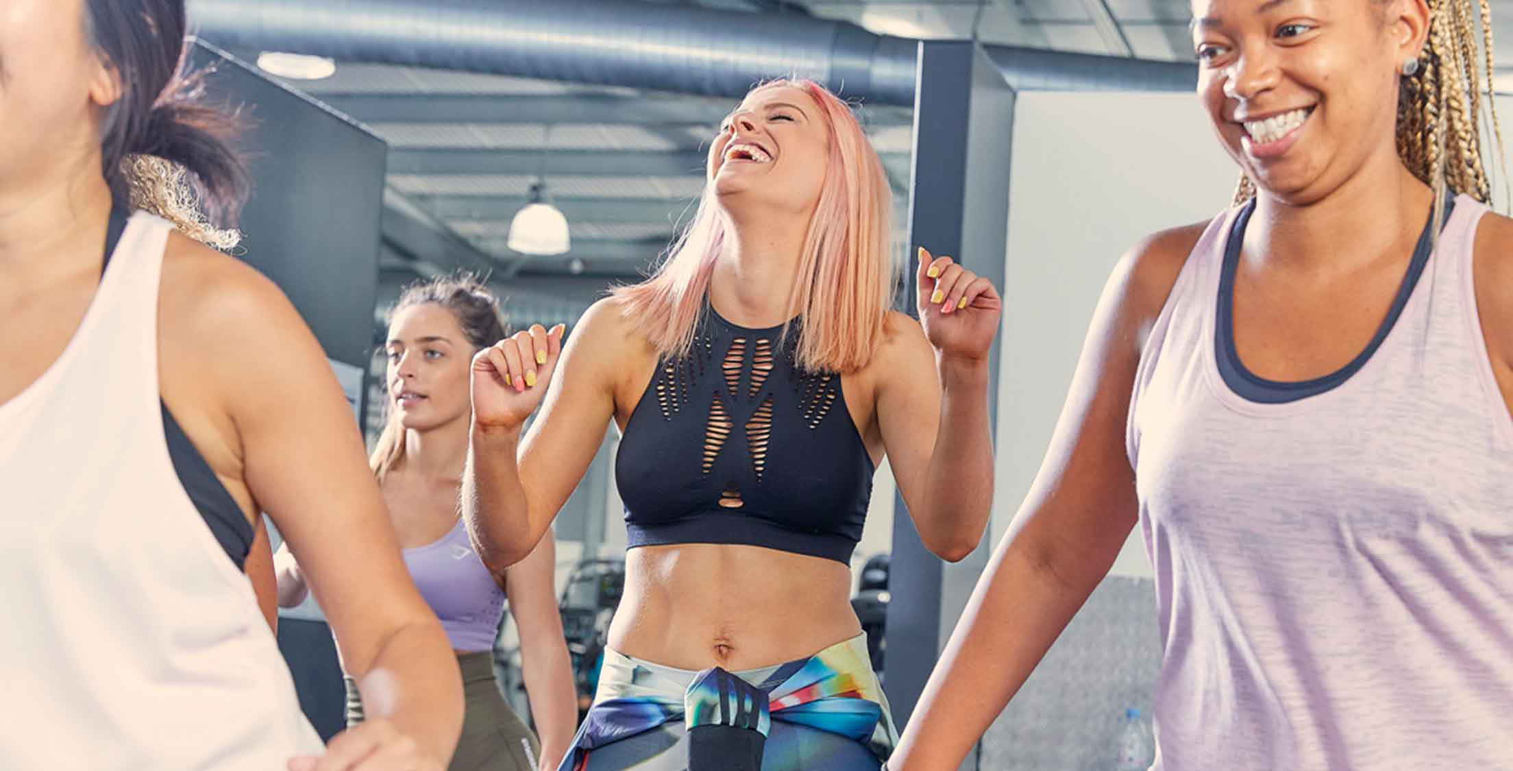 5 tips to boost your confidence in the gym