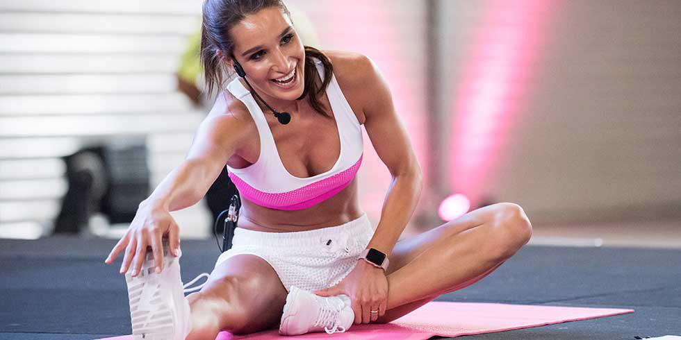 Kayla Itsines: the interview