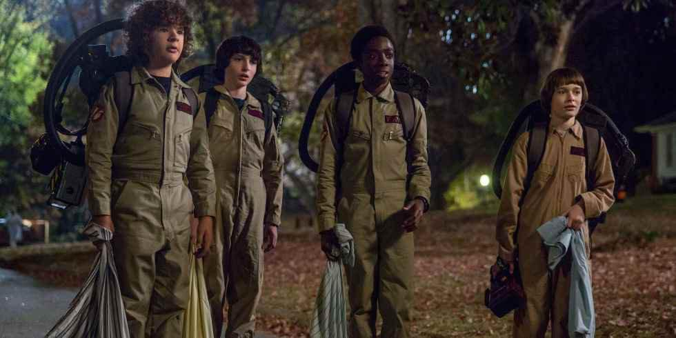 11 reactions to Stranger Things season 2