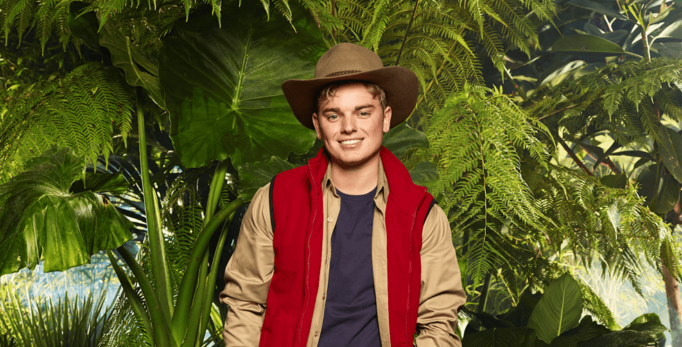 Jack Maynard's out of the jungle