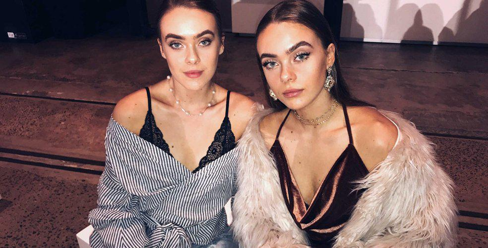Meet the Mescia Twins