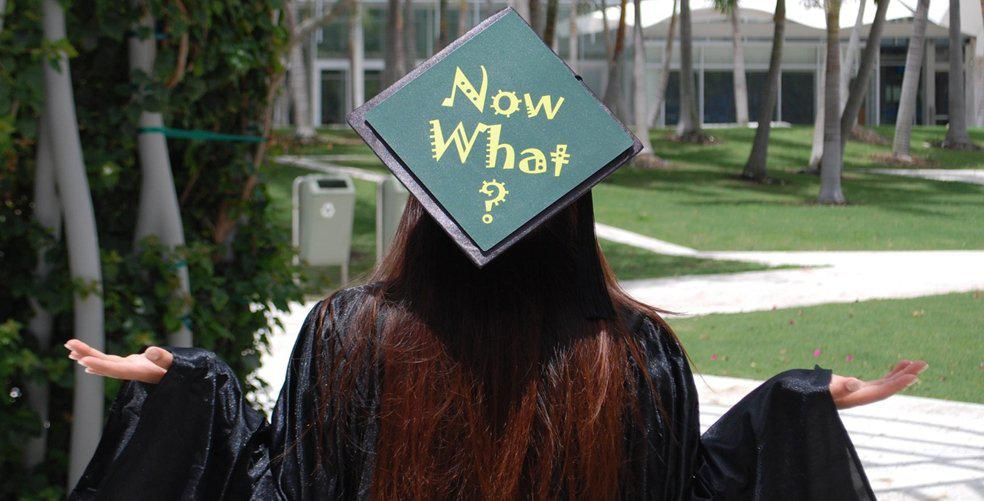 18 witty graduation cap ideas for the class of '18