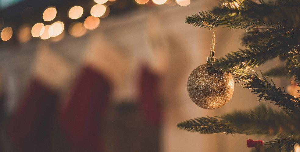 Christmas on a shoestring