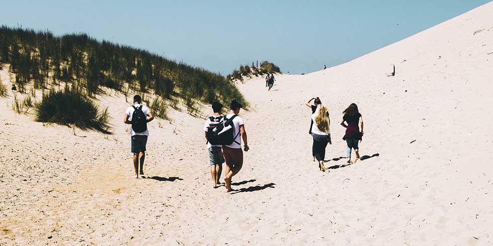 5 Wege, auf Reisen Freunde zu finden