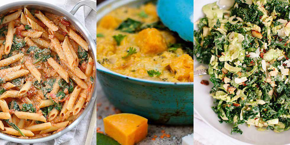 5 Easy Vegetarian Recipes For Students