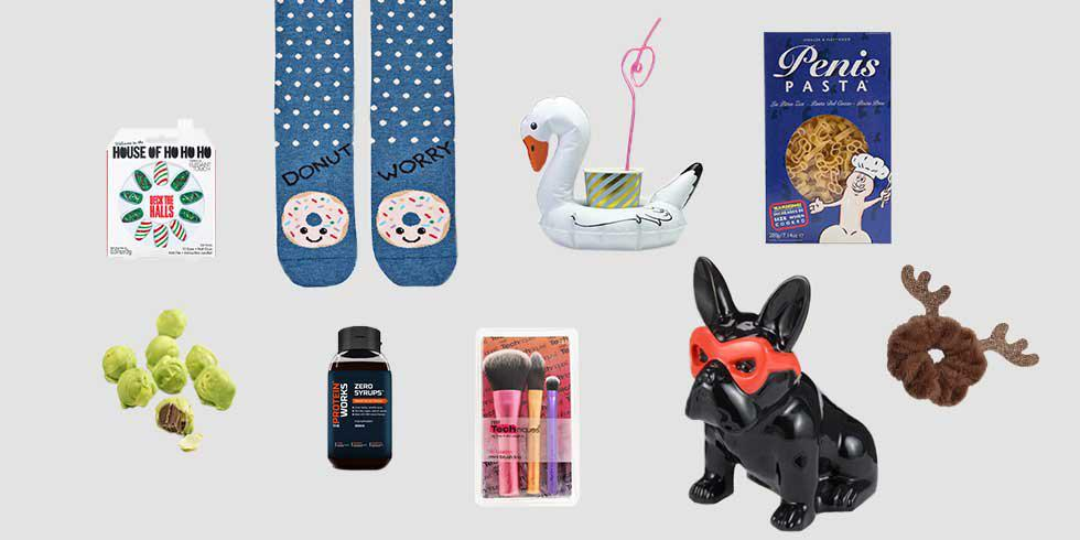 The secret Santa gift guide