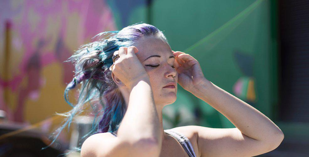4 funky hair trends you have to try this festival season