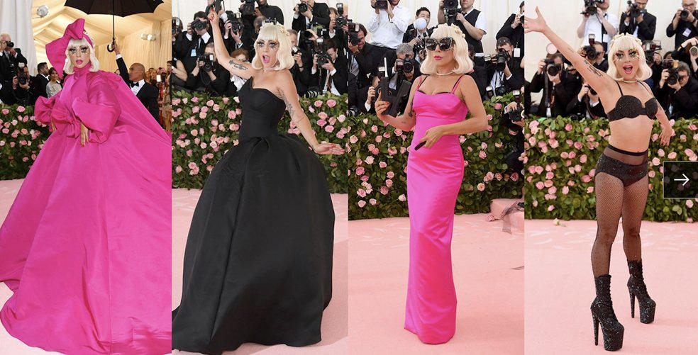 The 10 best looks from the 2019 MET Gala