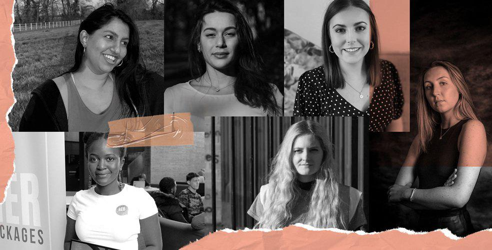 Meet our student woman of the year finalists!