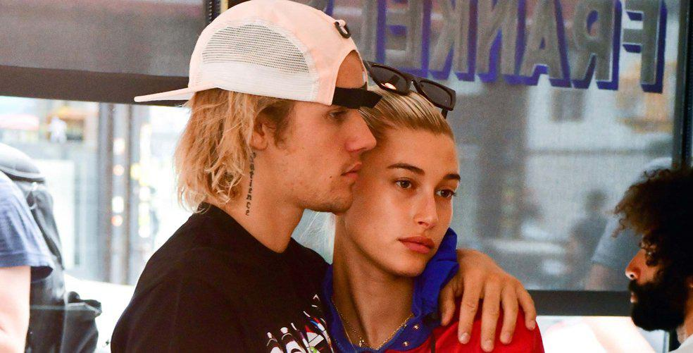 Hailey and Justin just got hitched (and Twitter has some feelings)