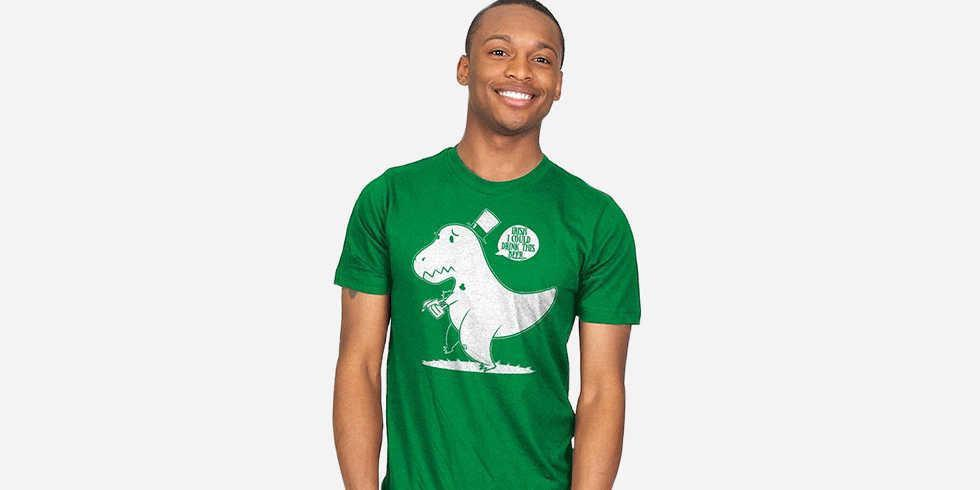 St. Patrick's Day shirts for the funny lads out there
