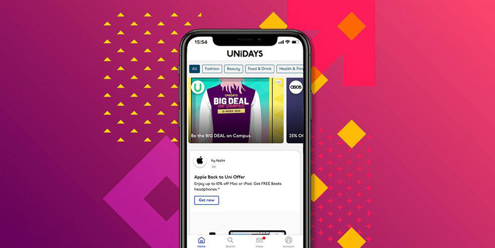The new UNiDAYS app is here! Here's what's new