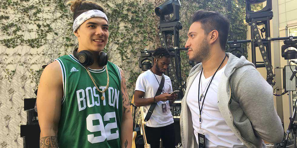 Jonas Blue and William Singe: The Interview