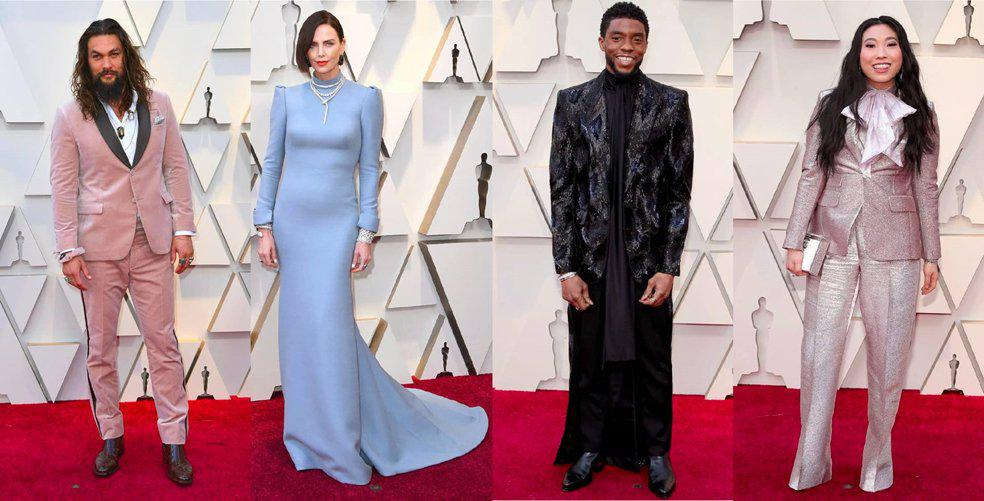 The 2019 Oscars: Best Dressed