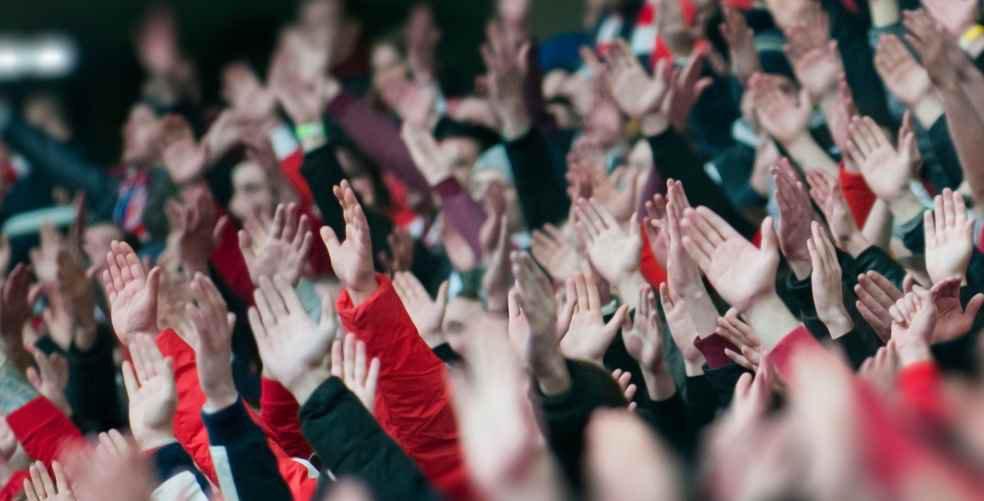 11 réactions typiques des fans de foot