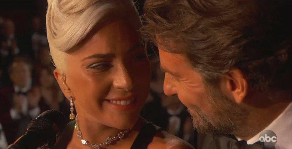The internet was far from the shallow during last night's Oscars