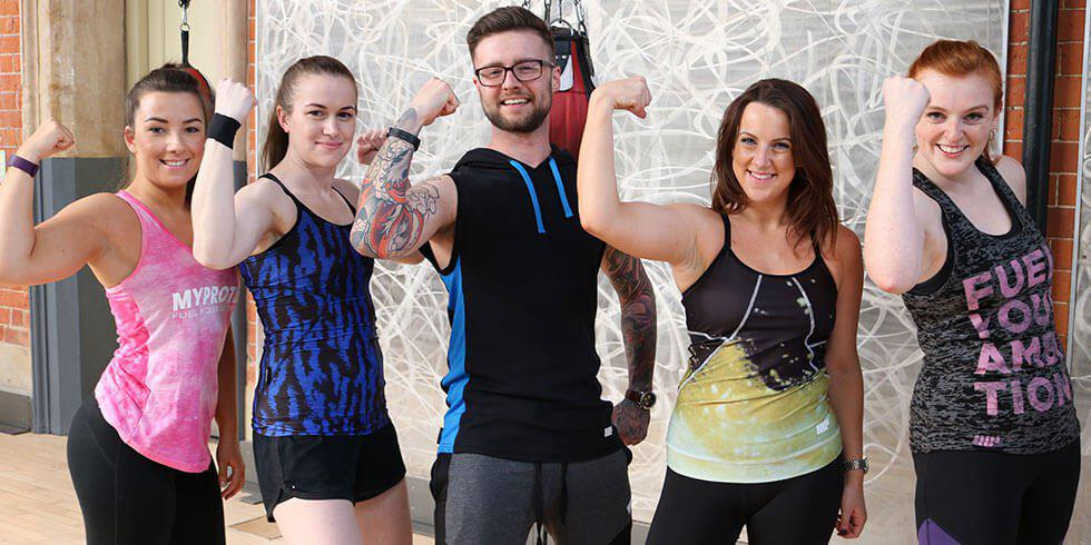 UNiDAYS® Works Out With Myprotein!