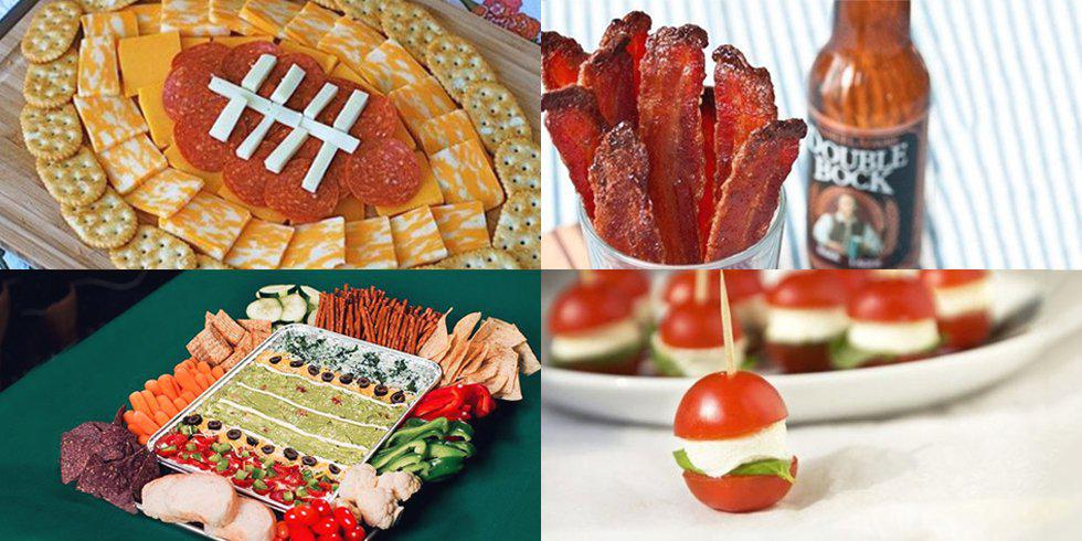 #GameDayBites to rock your superbowl