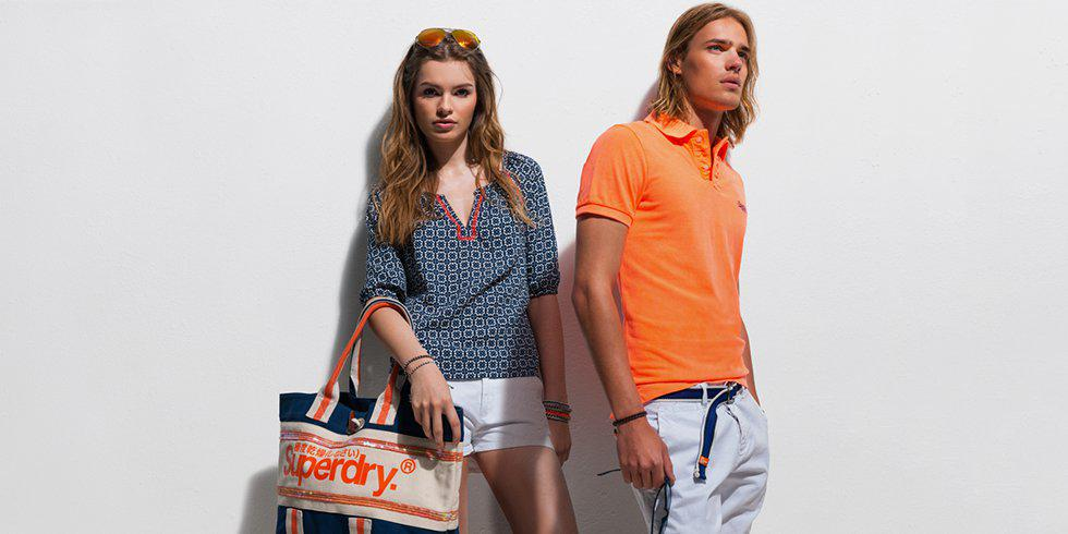 Back to college with Superdry!