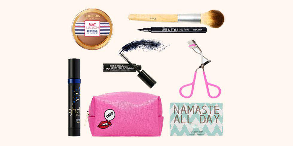 Back to College Beauty Essentials!