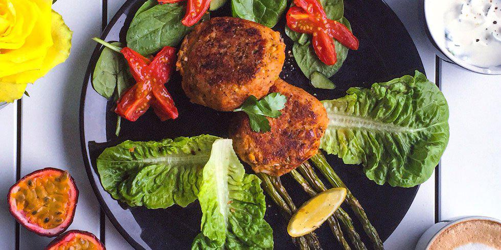 'Fridge Raider Tuna Fishcakes