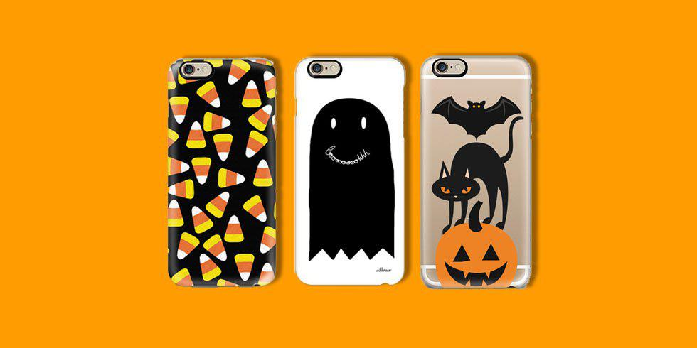Halloween-ify Your Cell Case