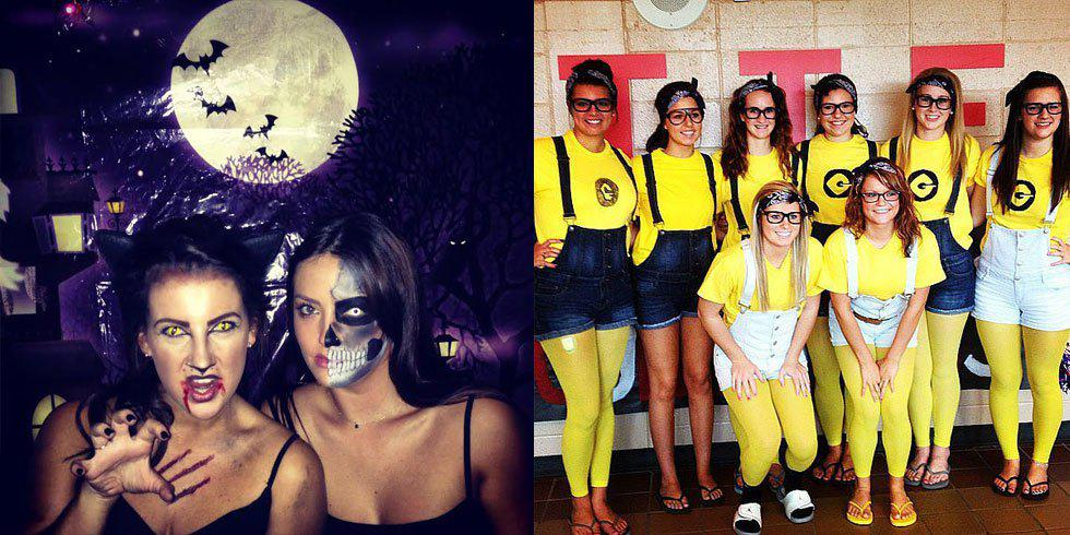 6 Easy DIY Halloween Costumes