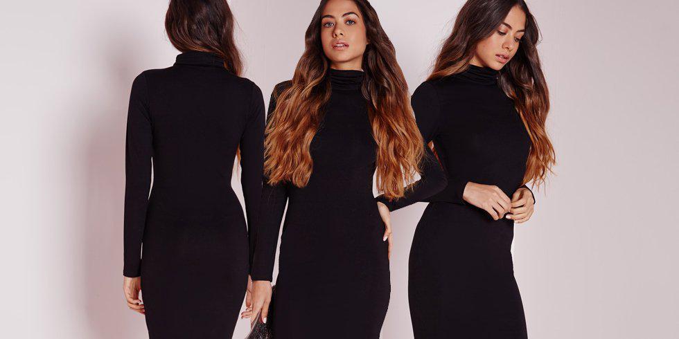 One Dress. Three Ways.