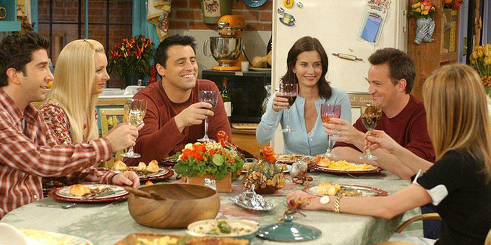 Friendsgiving Vs Thanksgiving