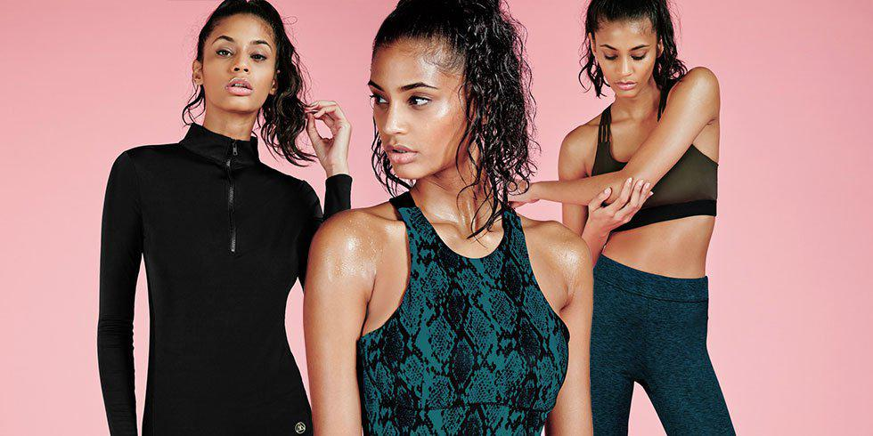 Train Insane With Missguided Active!