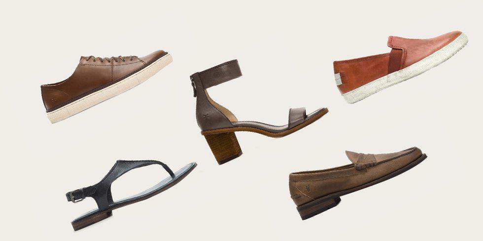 Frye Does Spring Break: Shoes