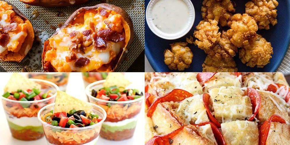 9 Super Bowl Ready Snacks