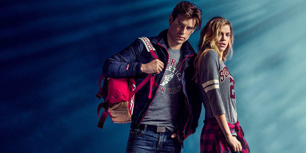 New In At Superdry