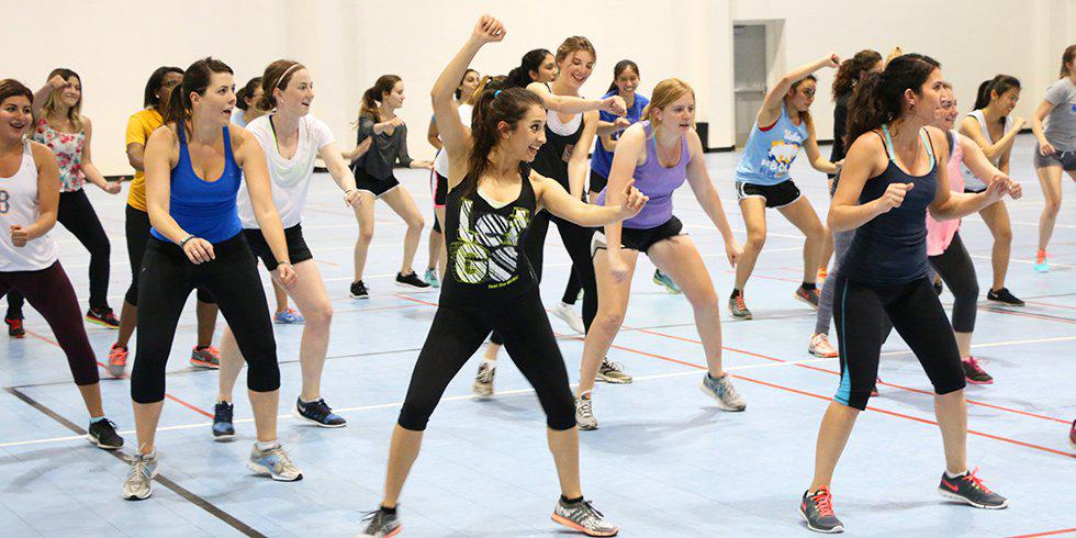 Zumba Your Way To An Awesome Career