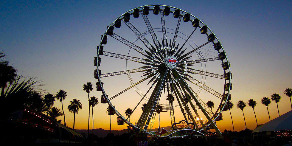UNiDAYS® Coachella Chills Playlist