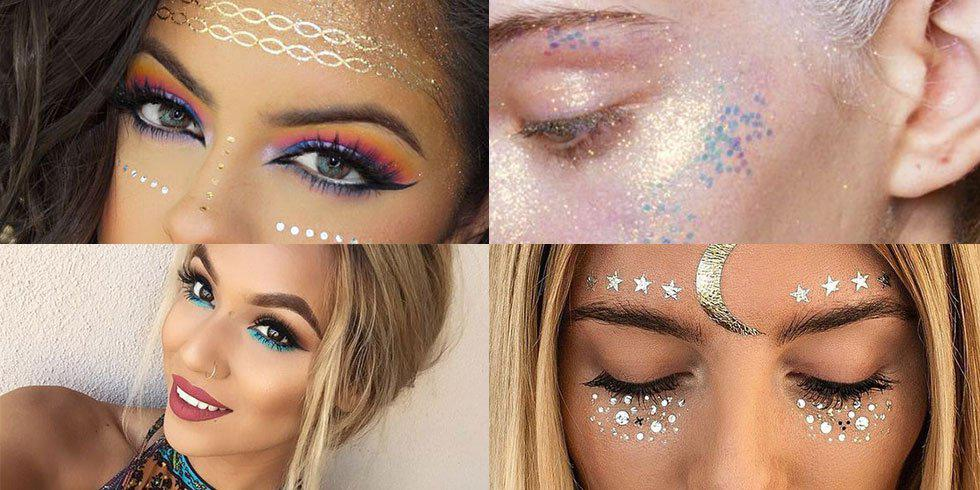 3 Simple Steps To Festival Makeup
