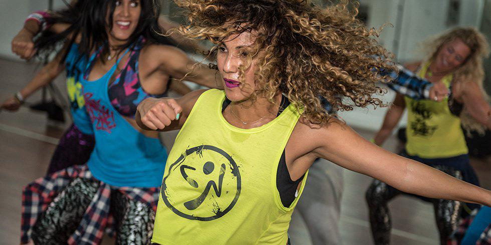 Zumba: The Perfect Summer Job?