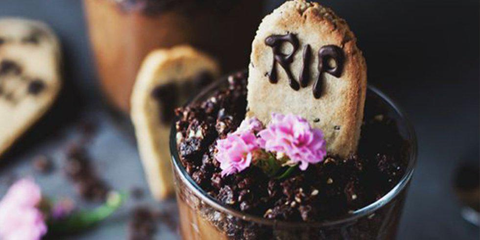 7 ghoulish Halloween sweet treats