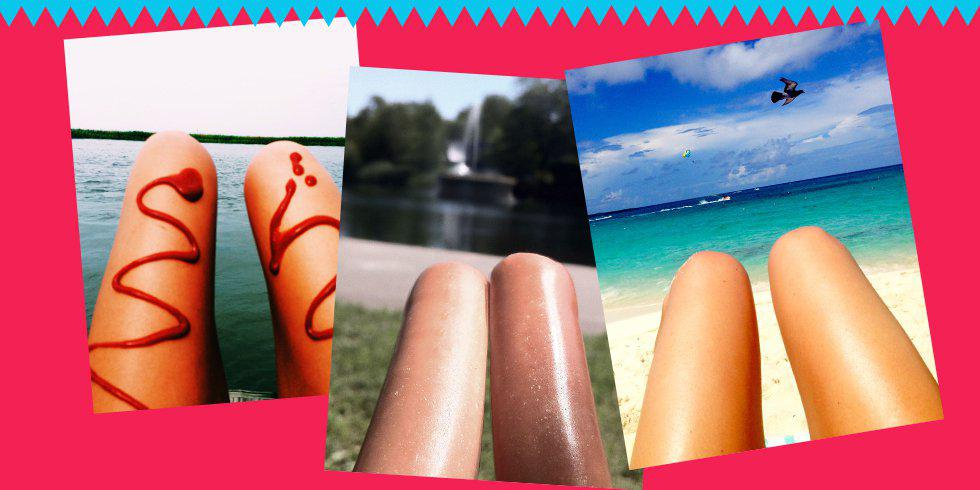 Show Us Your Hotdog Legs! #HotUNiDAYS
