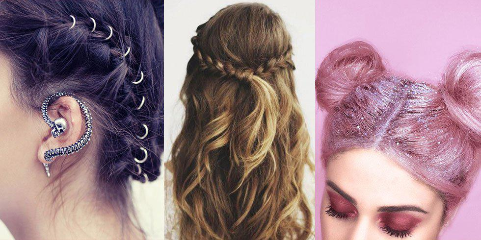 The Ultimate Festival Hair Guide