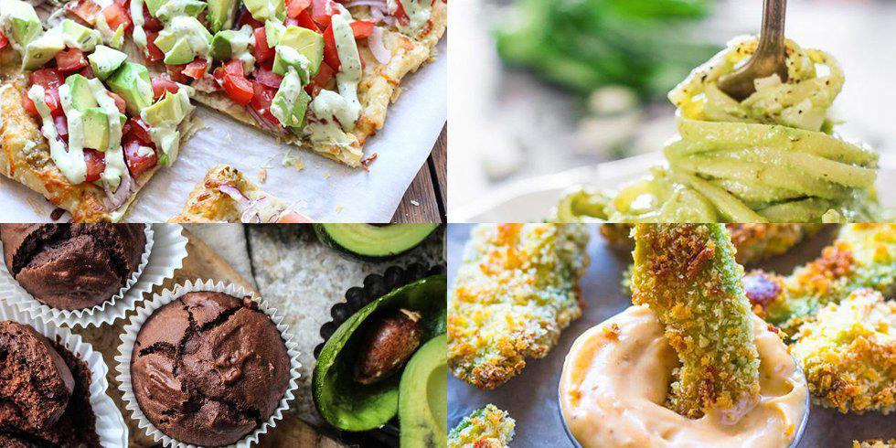 7 amazing avocado dishes