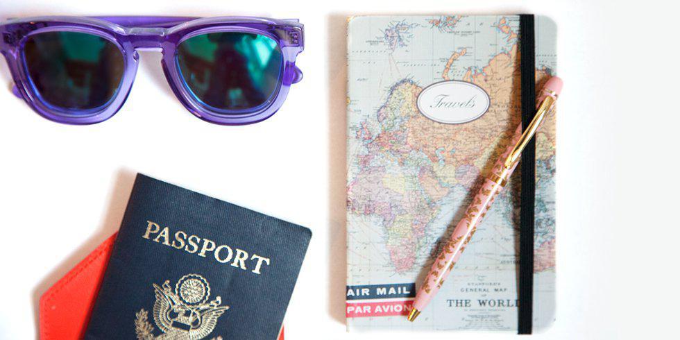 The Big Travel Checklist