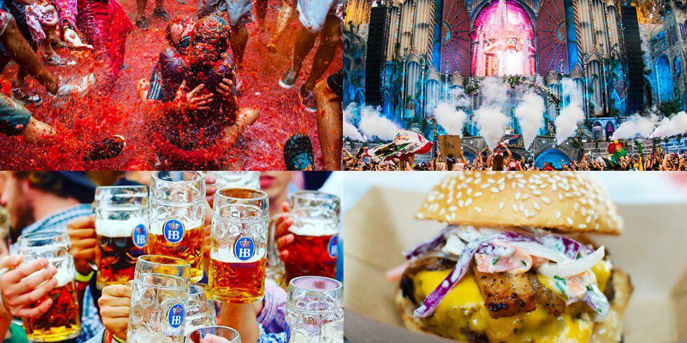 7  Top-Festivals in Europa