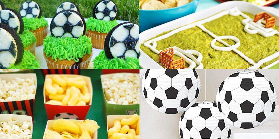 3 Tipps für perfekte Fußball-Party