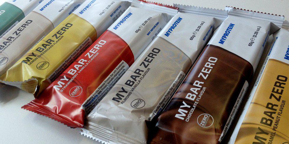 Zero fat & zero sugar?