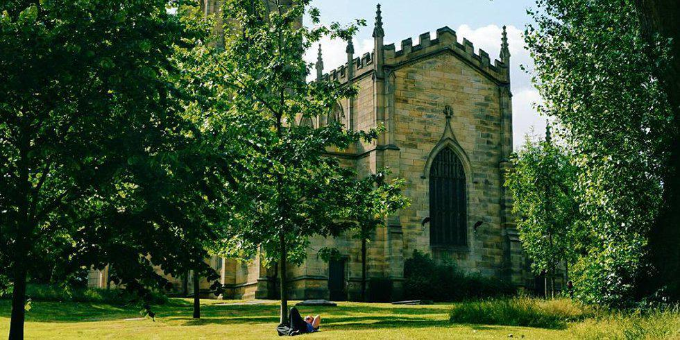 11 reasons to study in Sheffield